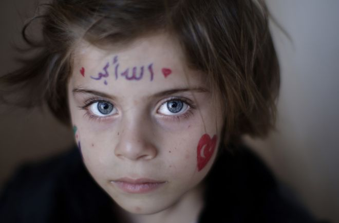 Syria Civil War Children (25)